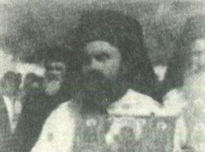 Ιερομόναχος Αλέξανδρος Βελανιδιώτης (1914 - 26 Μαΐου 1966)