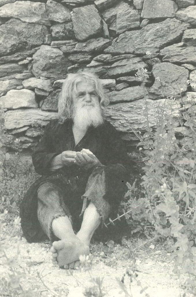 Μοναχός Ιάκωβος ο διά Χριστόν σαλός