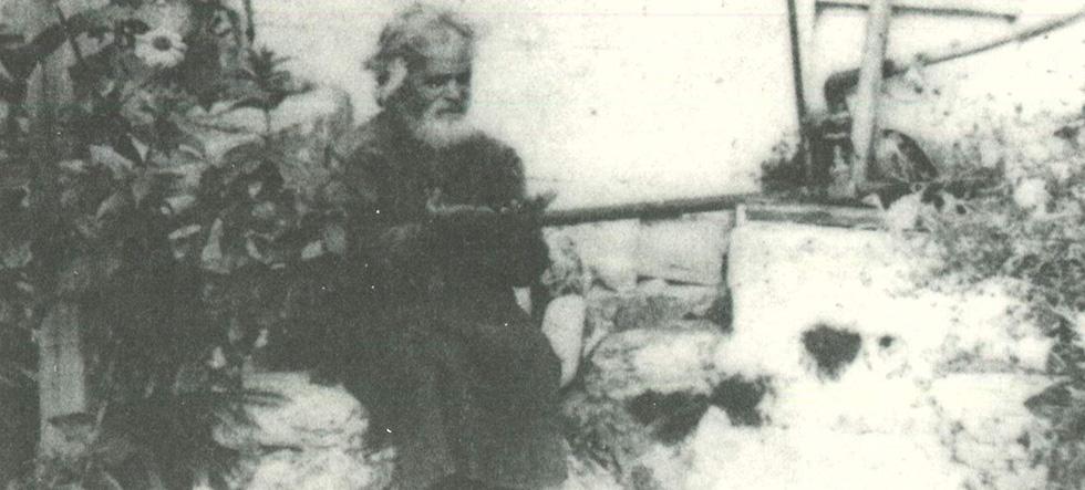 Μοναχός Ιάκωβος Αγιαννανίτης (φωτ. ιερομ. Προδρόμου)