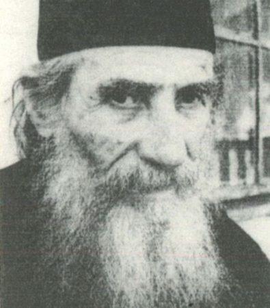 Μοναχός Ησύχιος Γρηγοριάτης (1896 - 14 Μαΐου 1999)