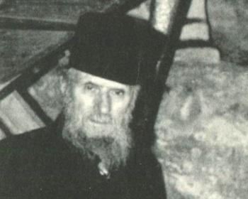 Μοναχός Μόδεστος Κωνσταμονίτης (1901-15 Μαΐου 1984)