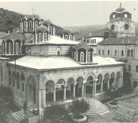 Ιερομόναχος Αμβρόσιος Εσφιγμενίτης (1901-15 Μαΐου 1987)