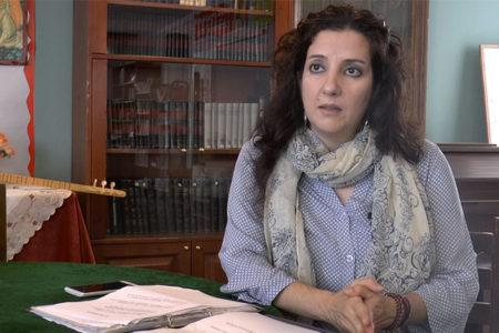Κατερίνα Παπαδοπούλου: «Η λαϊκή ψυχή έκανε τραγούδι την Άλωση της Πόλης»