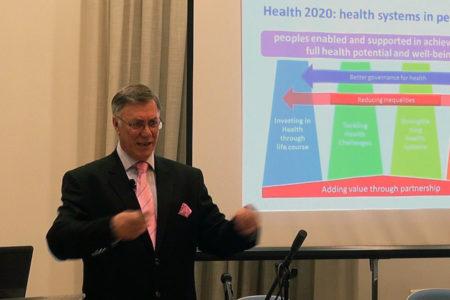 Κάντε καλύτερη διακυβέρνηση για καλύτερη Υγεία