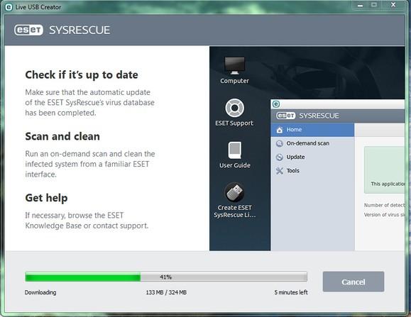 malware eset