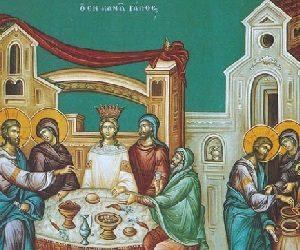 Θαύματα στην Αγία Γραφή που σχετίζονται με τον οίνο