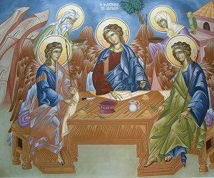 Πώς απεικονίζεται το Άγιο Πνεύμα στην Ορθόδοξη Εικονογραφία;