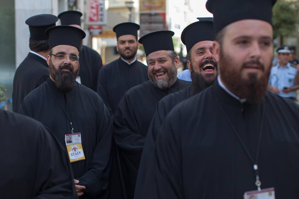 Αγία και Μεγάλη Σύνοδος: Εσπερινός της Πεντηκοστής