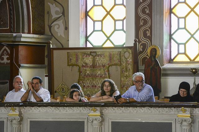 Αγία και Μεγάλη Σύνοδος: Συλλείτουργο Προκαθημένων Κυριακή της Πεντηκοστής