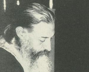 Ιερομόναχος Παύλος Αγιοπαυλίτης (1939 - 20 Ιουνίου 1995)