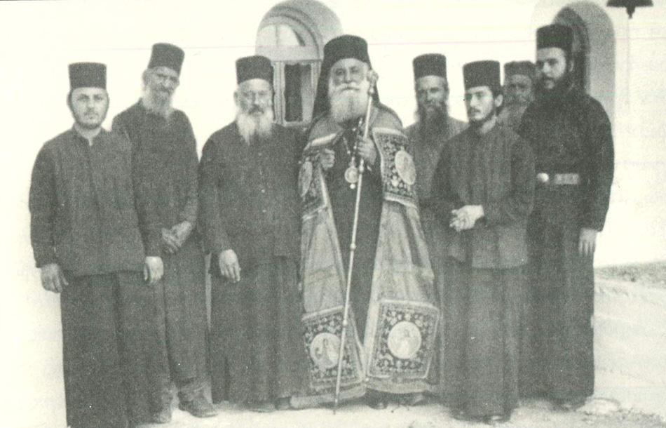 Ο Θεσσαλονίκης Παντελεήμων με Καρτσωναίους και Μικραγιαννανίτες.