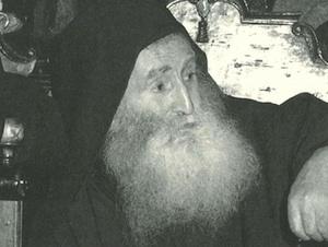 Μοναχός Εφραίμ Λαυριώτης (1926 - 25 Ιουνίου 1999)