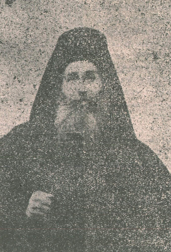Μοναχός Σάββας Φιλοθεΐτης, λόγιος και ταπεινός μοναχός.