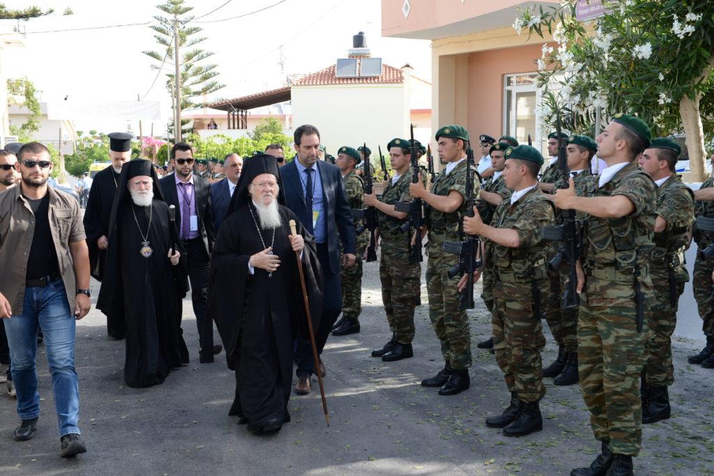 Αγία και Μεγάλη Σύνοδος: Θεία Λειτουργία από τον Πατριάρχη Αλεξανδρείας κ.κ. Θεόδωρο