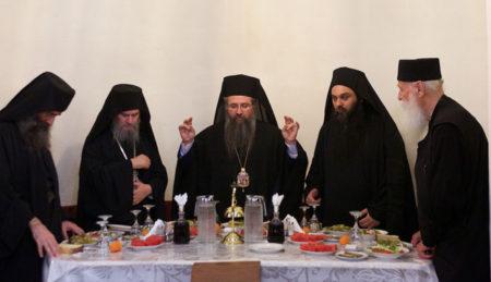 Πανήγυρις του Ι. Κελιού των Βολιωτών «Άγιοι Πάντες» της Σκήτης της Αγίας Άννης