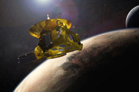 13 χρόνια στο διάστημα: Νέοι ορίζοντες, Πλούτων… (Β' μέρος)
