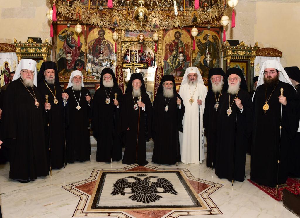 Μικρή Σύναξη των Προκαθημένων των Αυτοκέφαλων Ορθοδόξων Εκκλησιών