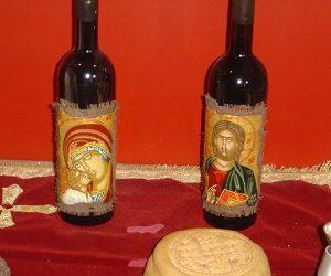 Το κλήμα και το κρασί από την Παλαιά Διαθήκη ως τους Πατέρες της Εκκλησίας
