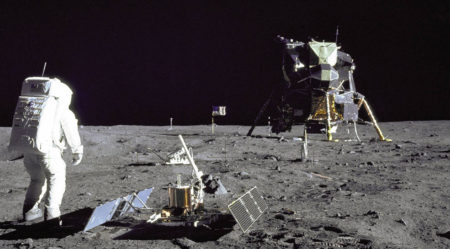 Ο «Απόλλων 11» στη Σελήνη: έτσι γράφτηκε η ιστορία…