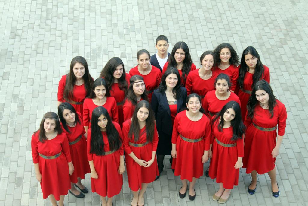 AYB Choir b, 15o F. Thriskeytikis Mousikis Patmou foto 5