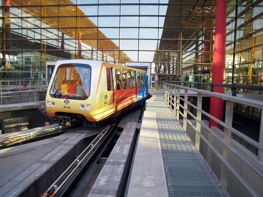 Τρένα – «ρομπότ» ανάμεσά μας…