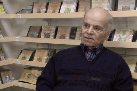Ο Τριαντάφυλλος Γεωργιάδης και οι πρώτες καταγραφές τραγουδιών του Πόντου
