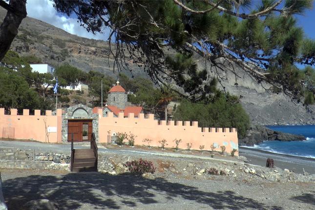 Μονή Κουδουμά, η αρχαιότερη της Νότιας Κρήτης | Πεμπτουσία