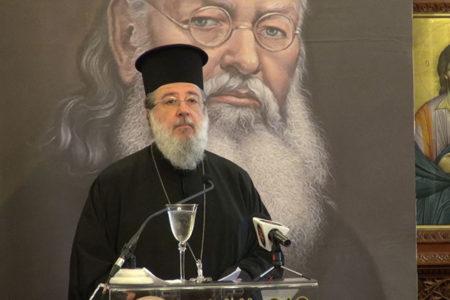 Η αρχή των σημείων του αγίου Λουκά του ιατρού στην Ελλάδα