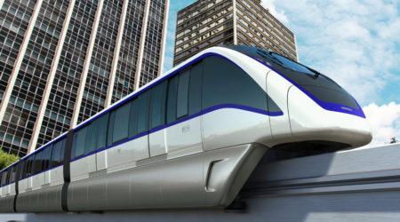 48.000 επιβάτες την ώρα: αυτοματοποιημένο τρένο μονής τροχιάς