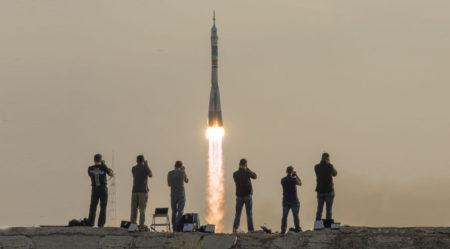 Τέσσερις μήνες στο διεθνή διαστημικό σταθμό