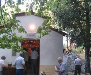 Πανήγυρις εξωκκλησίου Αγ. Ειρήνης Χρυσοβαλάντου στο Πήλιο