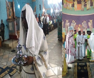 Χειροτονία εις διάκονον στο Κογκό