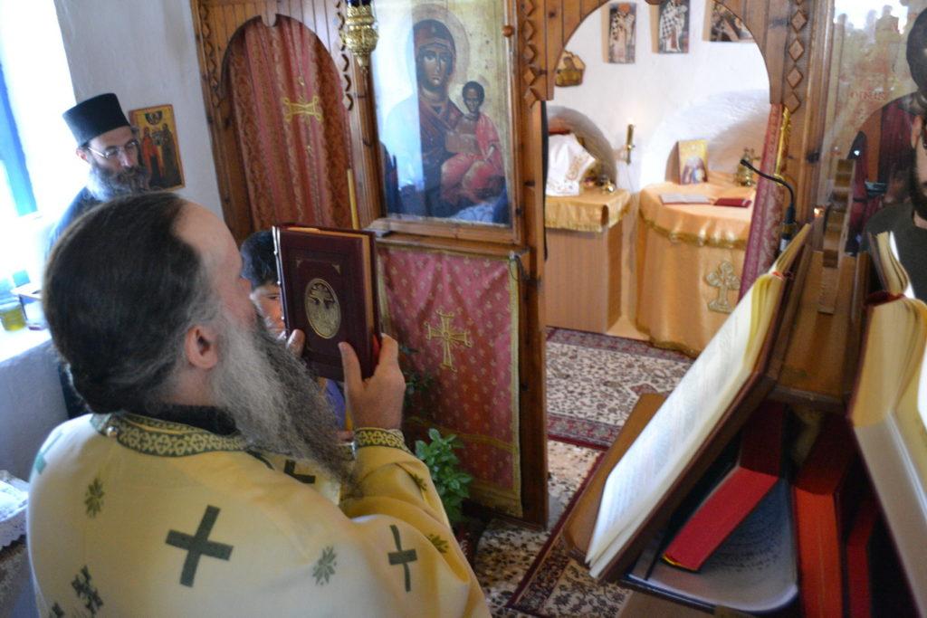 Λαμπρή αγιορειτική Πανήγυρη της Παναγίας της Τρύγης στη Λήμνο
