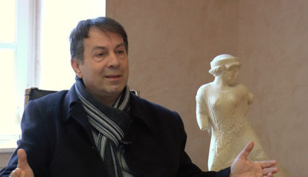Γρ. Νταραβάνογλου: «Η κόκκινη γραμμή μεταξύ τραγουδιού και ψαλμωδίας»