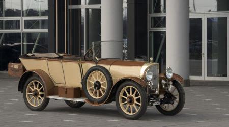 Τα πρώτα αυτοκίνητα ήταν κάμπριο…