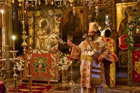 Κτητορικό Μνημόσυνο στην Ιερά Μονή Ιβήρων (16/29-8-2016)