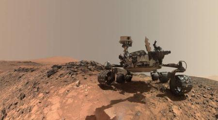 Στην επιφάνεια του Άρη: Curiosity, NASA