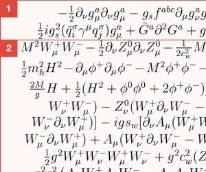 Είναι η πιο άσχημη θεωρία της Φυσικής;