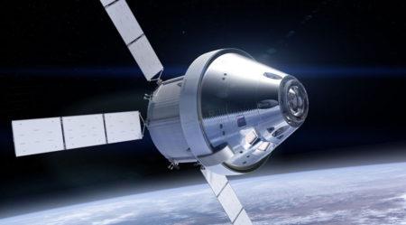 NASA, Orion:  πέρα από τη Σελήνη…