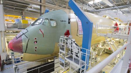 Έτσι γεννιέται ένα αεροπλάνο…