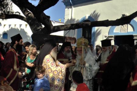 Πανήγυρις της Παναγίας Παντάνασσας στο Πόρτο Λάγος (24/9/2016)