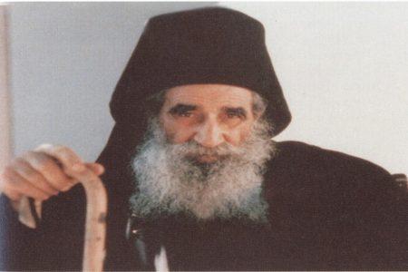 Γέρων Αρσένιος Σπηλαιώτης (1886 - 15 Σεπτεμβρίου 1983)