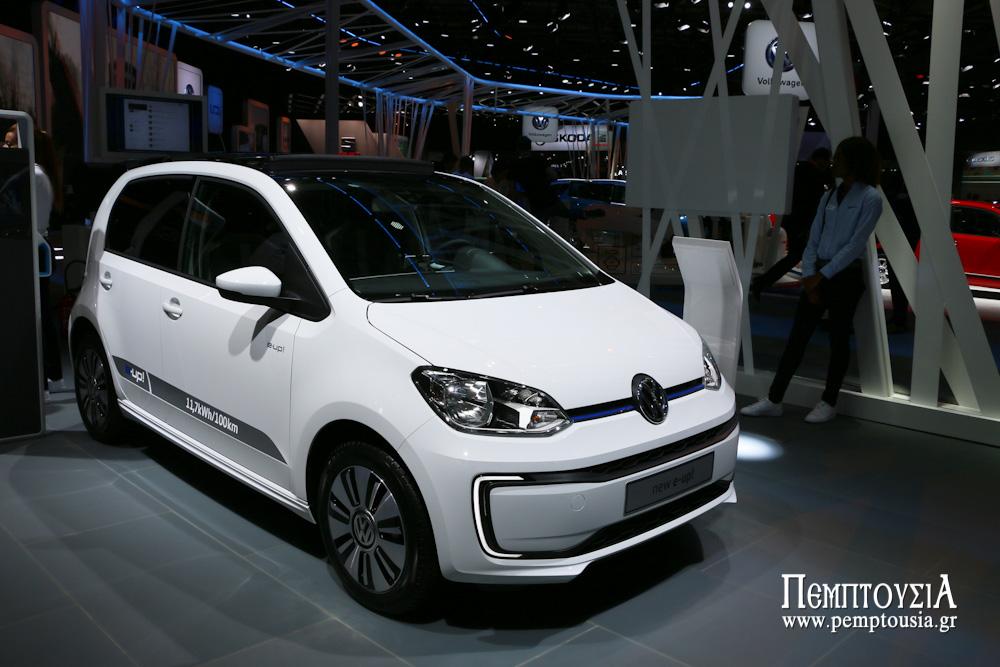 Παρίσι 2016: τα οικολογικά μηνύματα μιας έκθεσης αυτοκινήτου