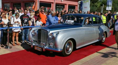 Η ομορφιά των κλασικών αυτοκινήτων: 13th Concours d' Elegance 2016
