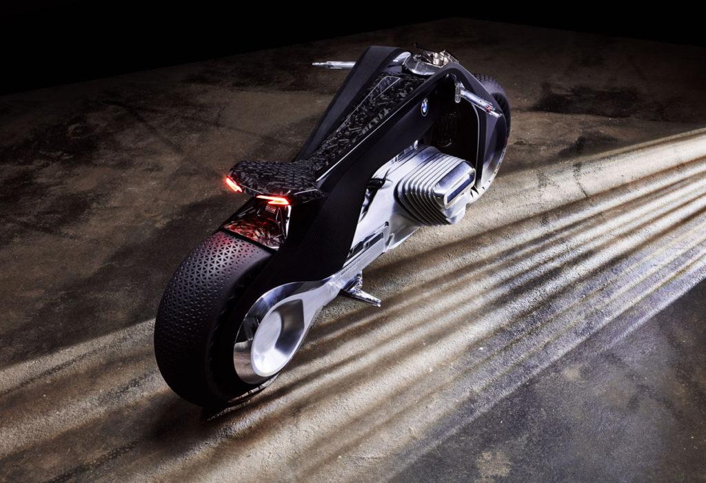 Η μοτοσικλέτα που δεν θα πέφτει ποτέ!