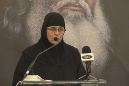 Μηνύματα από τη ζωή του Αγ. Λουκά του ιατρού στους μοναχούς των  ημερών μας