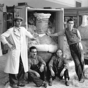 Η απόκρυψη των θησαυρών του αρχαιολογικού μουσείου Αθηνών από τους Ναζί