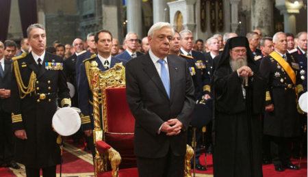 Εορτασμός του αγ. Δημητρίου στη Θεσσαλονίκη (26/10/2016)