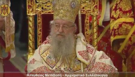 Ζωντανή μετάδοση της Θ. Λειτουργίας από τον άγ. Δημήτριο Θεσσαλονίκης