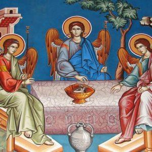 Ο άγιος Ιωάννης ο Δαμασκηνός για την Αγία Τριάδα
